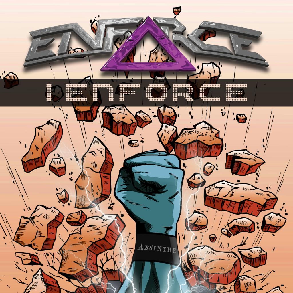 I Enforce (single)